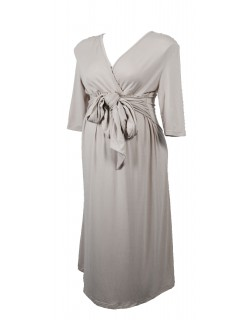 Lucy grey - Comfortable maternity dress