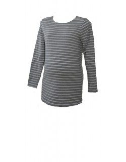 Ebba long sleeved cotton top