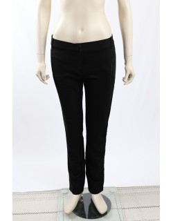 I.N.C. -Size 12/14- Black Pants with Side Trim