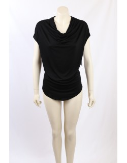 Karen Kane -Size S- black short sleeves pullover top