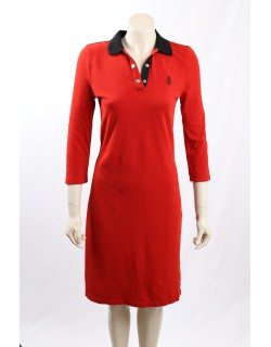 Ralph Lauren Active -Size S- Red Polo Dress