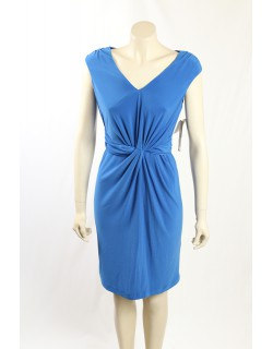 Adrianna Papell -Size 10 - Royal Blue Cocktail Dress
