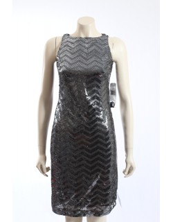 Lauren Ralph Lauren -Size 6- Sequined Formal Cocktail Dress