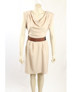 Calvin Klein -Size 12- Casual Dress with Belt