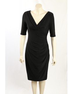 Ralph Lauren -Size 12- Black Cocktail Dress