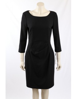 Calvin Klein - Size 12/14 - Scoop Neck Work Dress