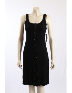 Karen Kane -Size M- Black Day to Night Dress
