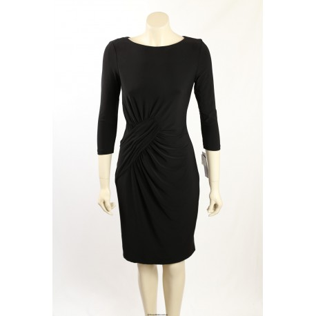 Adrianna Papell- Size 8/10- Black Versatile Dress