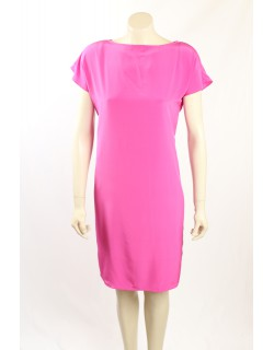 Ralph Lauren -Size 12- Silk Pink Dress