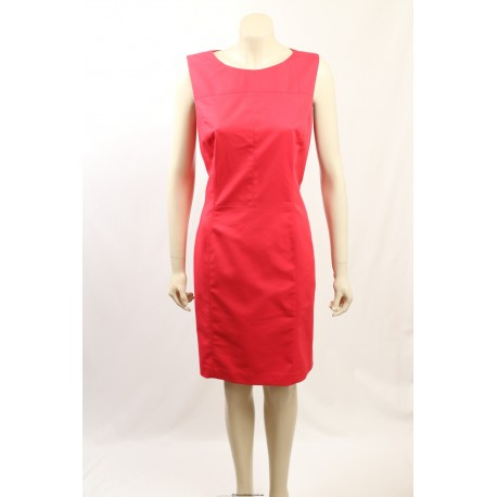 Ralph Lauren - Size 16/18 - Stretch Cotton Work Dress