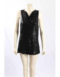 Ralph Lauren -Size M- Sequin Sleeveless Top
