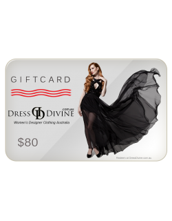 E-Giftcards $80 - Fashion