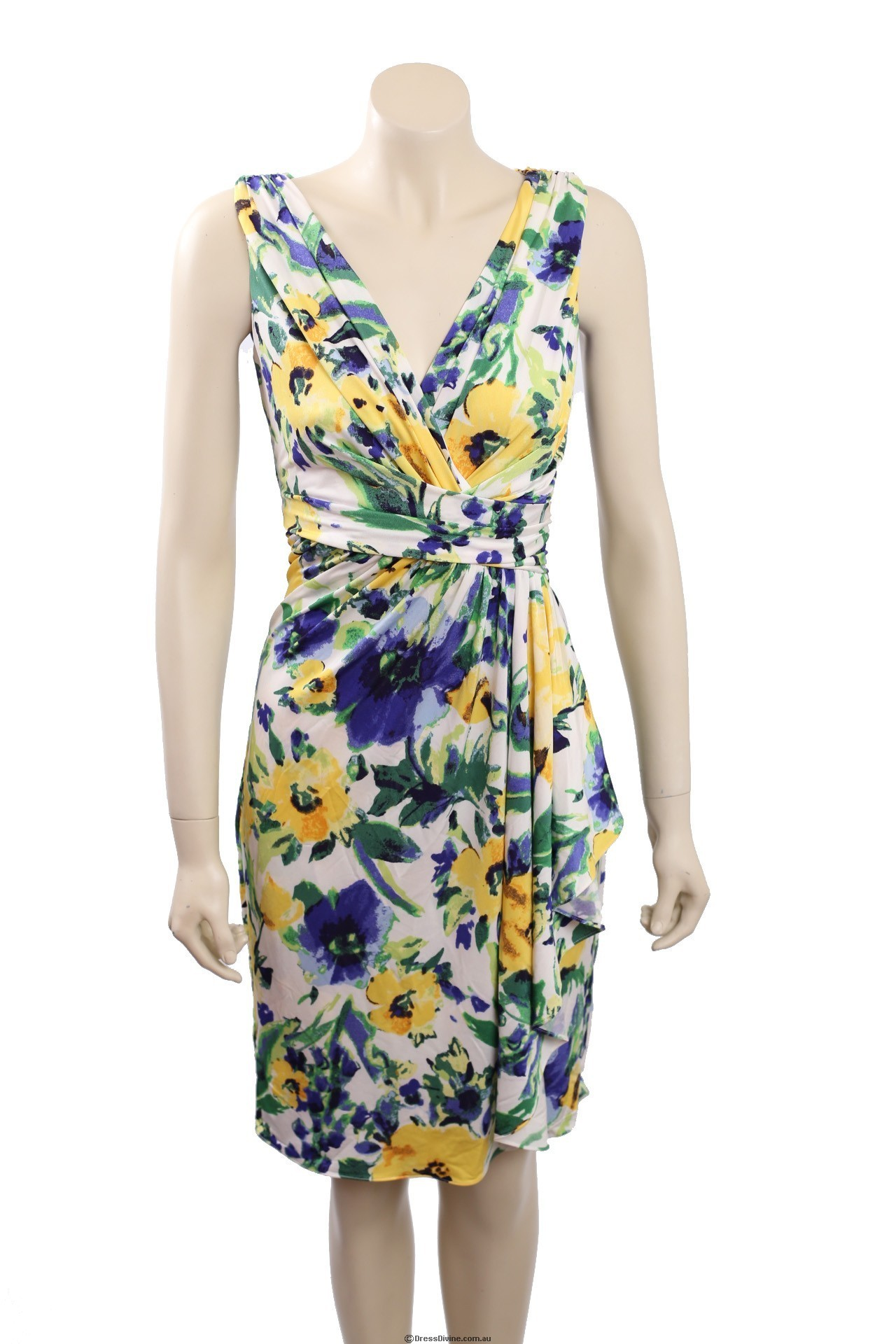 dresses casual floral print