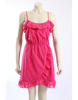 Lilly Pulitzer -Size XS- Pink Ruffled Sundress