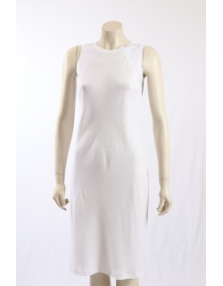 Francisco Costa for Calvin Klein -Size 8- white dress