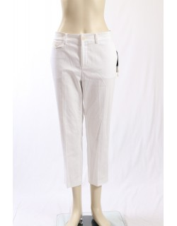Ralph Lauren -Size 12- Slim Fit White Pants