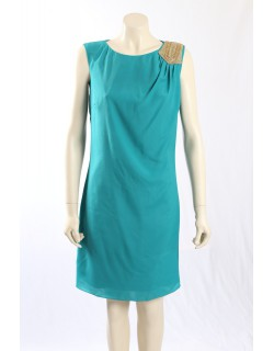 Ellen Tracy -Size 14- Chiffon Cocktail Dress