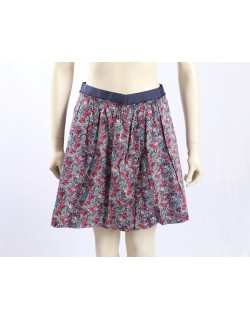 Tommy Hilfiger -Size 14- Cotton Skirt Floral Print