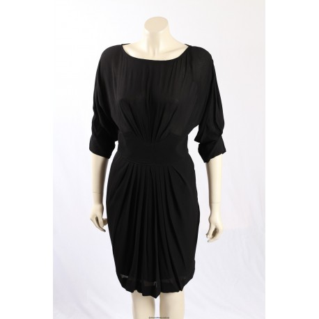 BCBG MAX AZRIA -Size 6- Black Formal Cocktail Dress