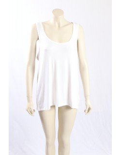 Michael Kors -Size XL- White Tank Top in Stretch